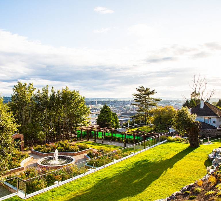 SUMMER IN CORK CITY AT THE MONTENOTTE HOTEL